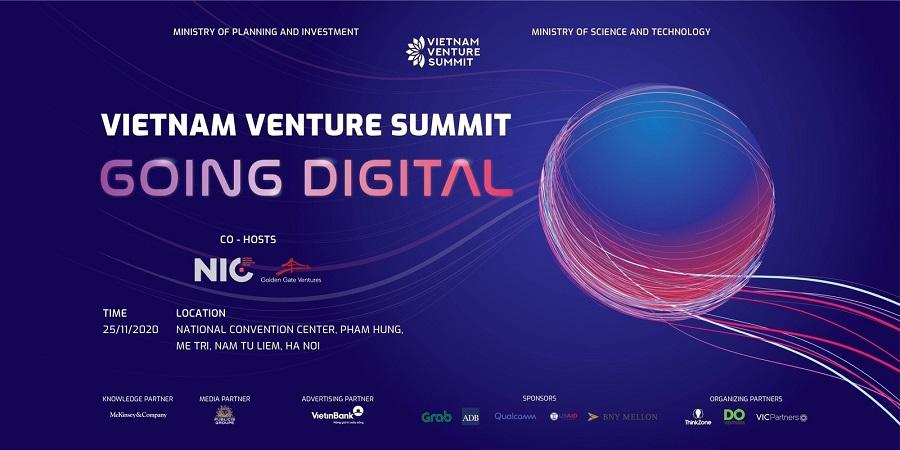 Quỹ đầu tư khởi nghiệp sáng tạo Việt Nam 2020