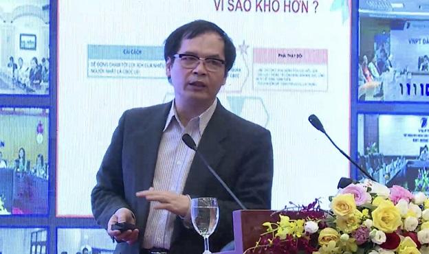 Tiến sĩ Tô Hoài Nam