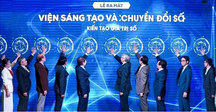 Viện Sáng tạo và Chuyển đổi số Việt Nam thành lập - Hỗ trợ doanh nghiệp chuyển đổi số