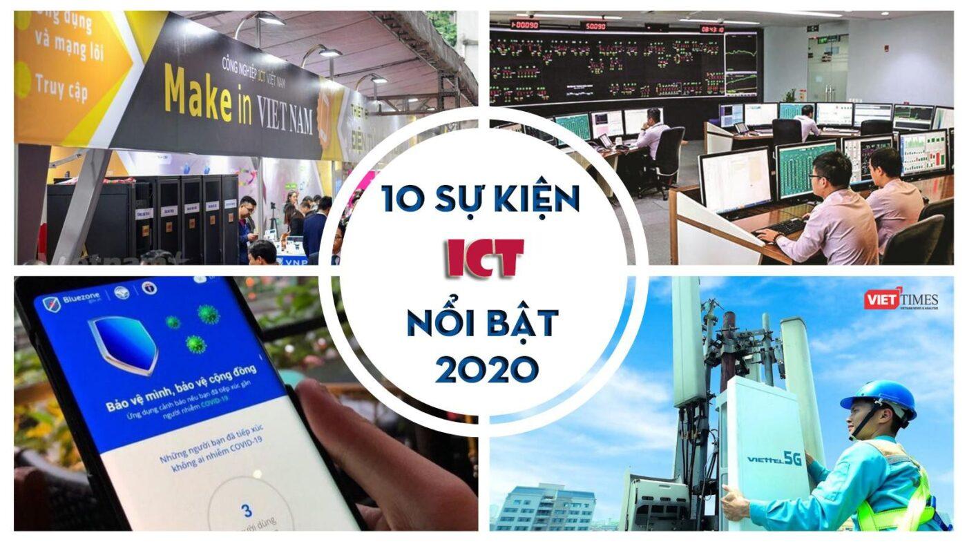 10 Sự kiện Công nghệ thông tin - Truyền thông nổi bật năm 2020